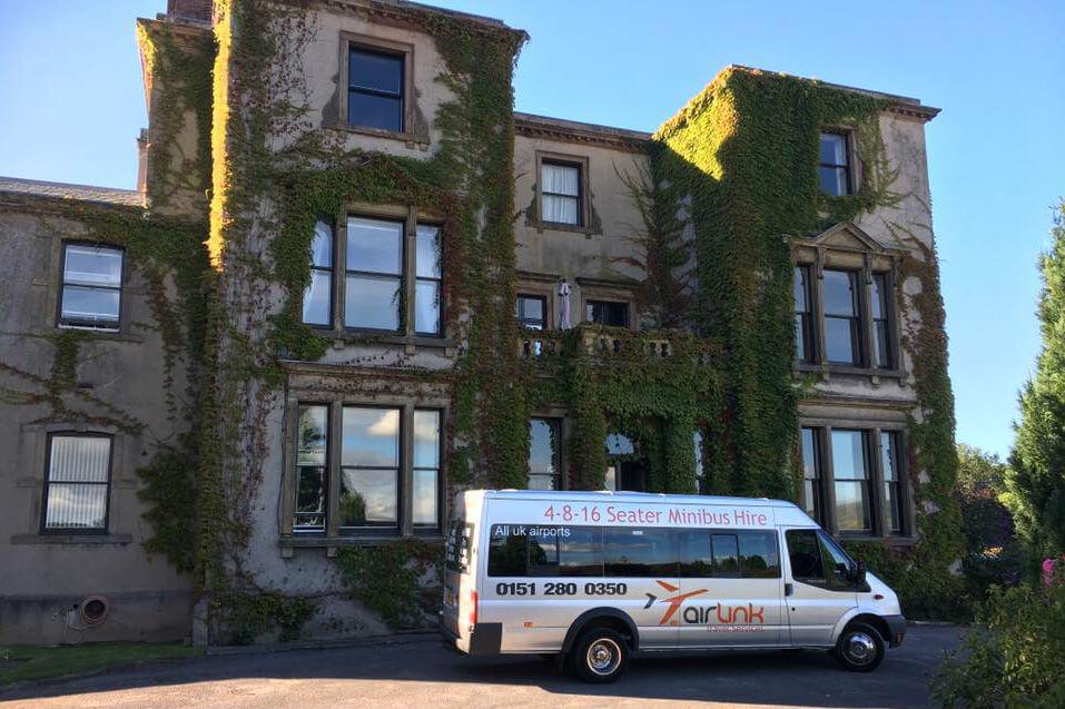 16 Seat Minibus Hire In Liverpool