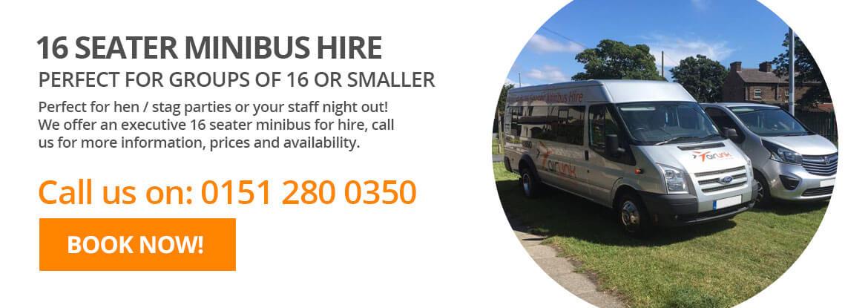 Airlink minibus hire services